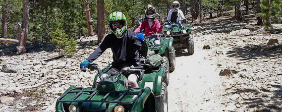One-person ATVs
